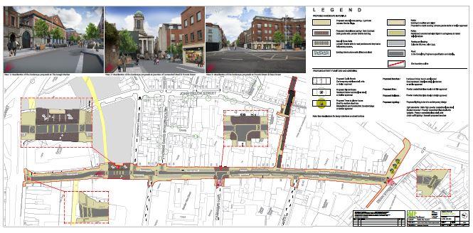 Francis Street Plan