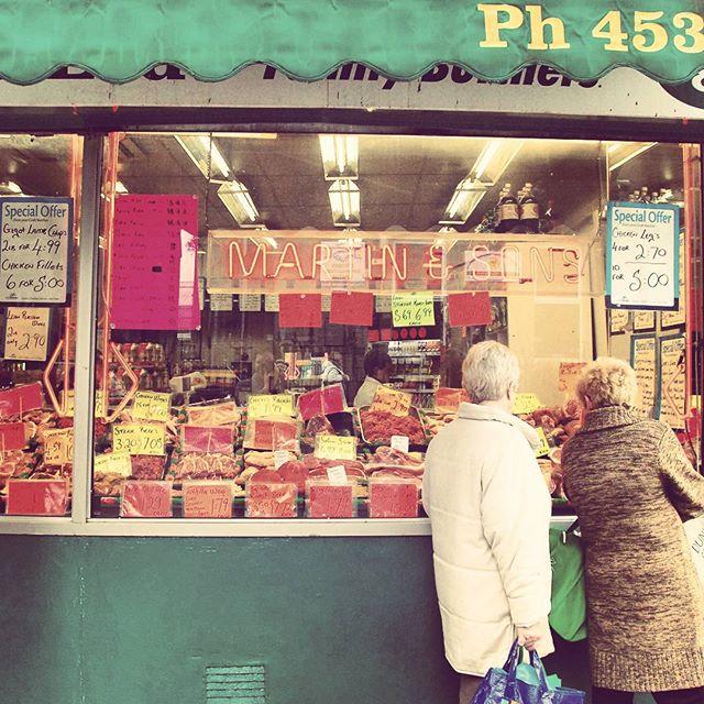 Two ladies window-shopping in The Liberties Dublin