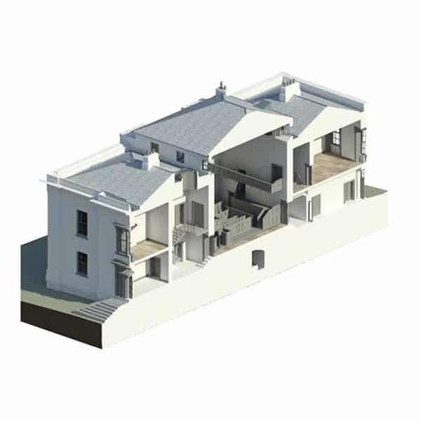 Kilmainham Courthouse 3d model